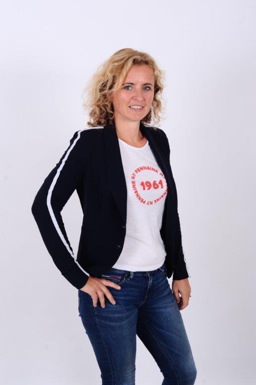 Katja Kley van het steunpunt Mantelzorg Bergen op Zoom. KATJA KLEY
