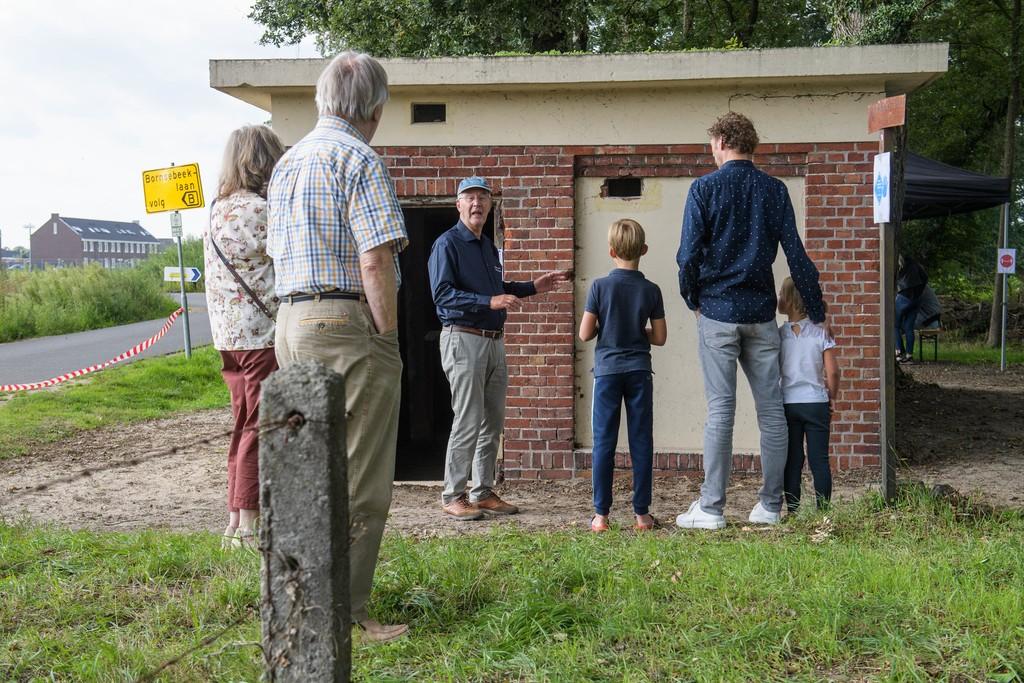 Tijdens Open Monumentendag in september ging het Spanjaardgemaal voor het eerst in veertig jaar open voor publiek. Foto lars smook